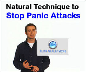 natural cure for panic attacks